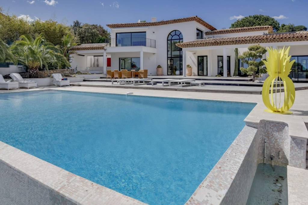 Grimaud - Holiday rental - House - 8 Persons - 4 Bedrooms - 4 Bathrooms - 500 m² - Swimming pool