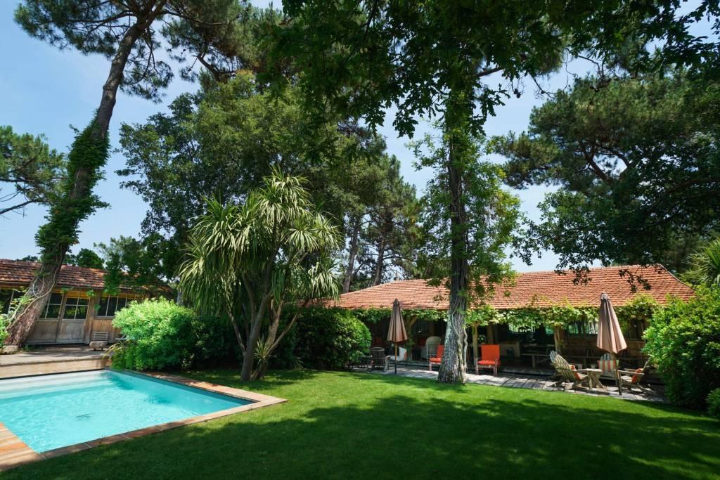 إيجار موسمي منزل Cap-Ferret