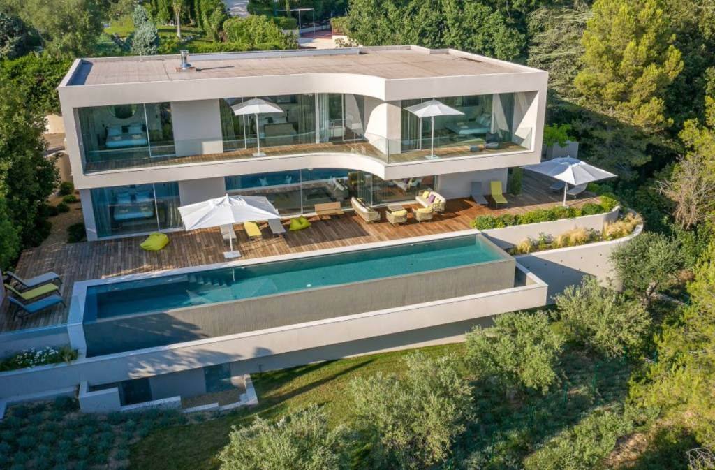 Cannes - Holiday rental - House - 10 Persons - 5 Bedrooms - 5 Bathrooms - Swimming pool