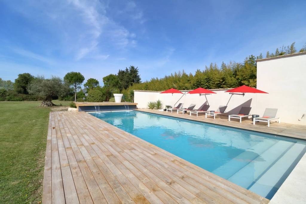 L'Isle-sur-la-Sorgue - House - Holiday rental - 20 Persons - 9 Bedrooms - Swimming pool.