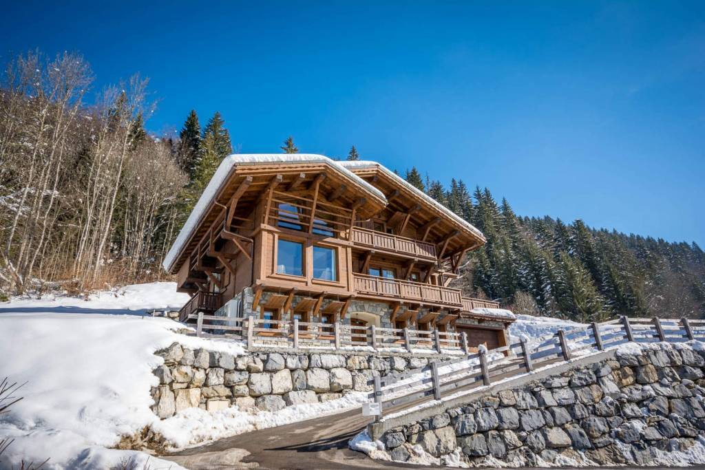 Morzine - Holiday rental - Chalet - House - 12 Persons - 5 Bedrooms - 5 Bathrooms - Jacuzzi