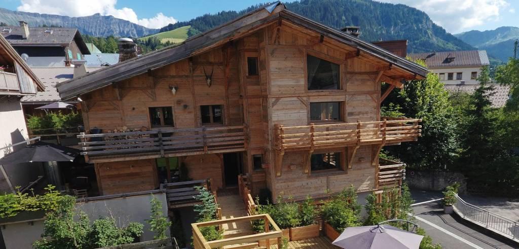 Megève - Location saisonnière - Chalet - Maison - 16 Personnes - 7 chambres - 500 m² - Piscine intérieure