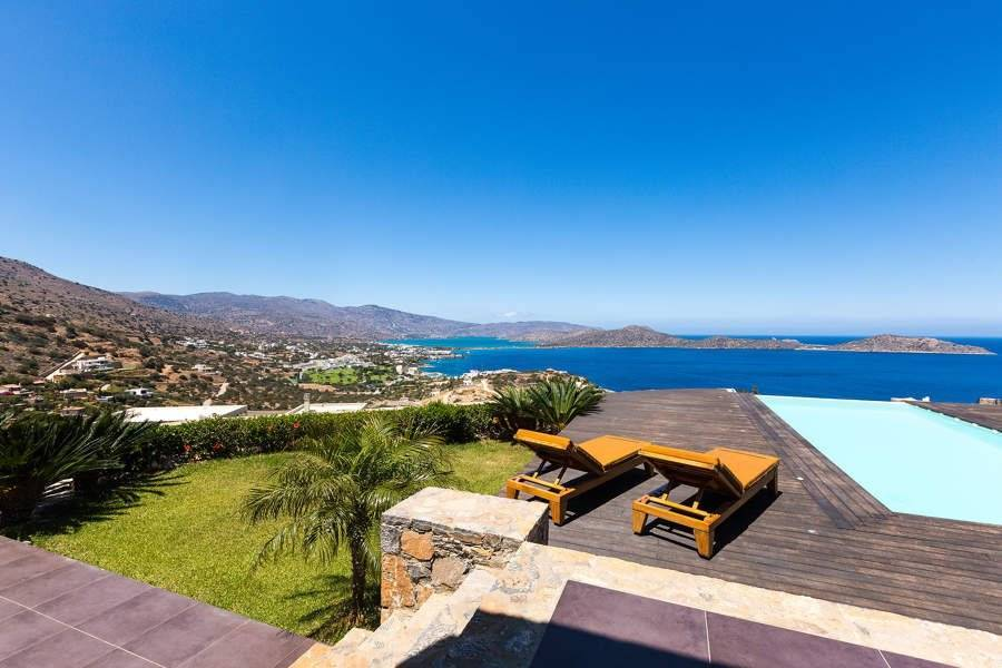 Aghios Nikitas - Crete - Holiday rental - House - 6 Persons - 3 Bedrooms - 2 Bathrooms - Swimming pool