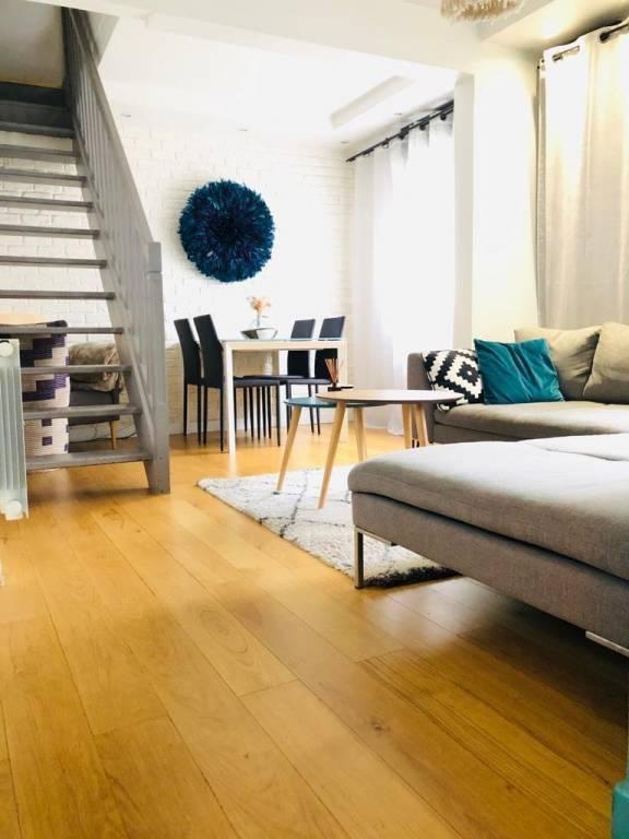 Boulogne Billancourt - En vente - Appartement (Duplex) - 2 Chambres - 3 Pièces - 63 m2