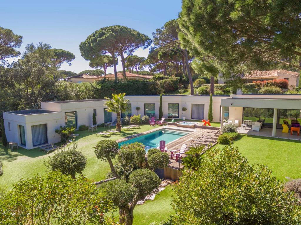 Grimaud - Holiday rental - House - 12 Persons - 6 Bedrooms - 6 Bathrooms - 380 m² - Swimming pool
