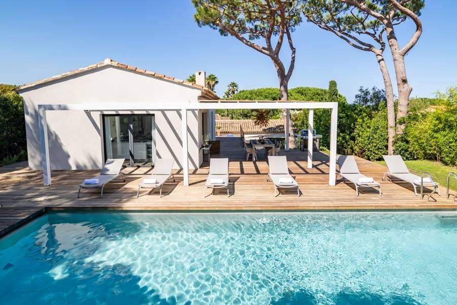 2020 Les-Restanques St. Tropez Villa