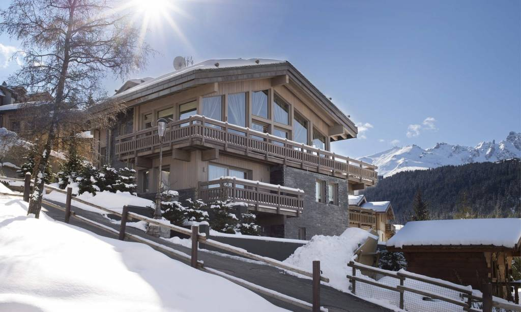 Courchevel 1650 Moriond - Holiday rental - Chalet - House - 15 Persons - 7 Bedrooms - 7 Bathrooms -Swimming pool