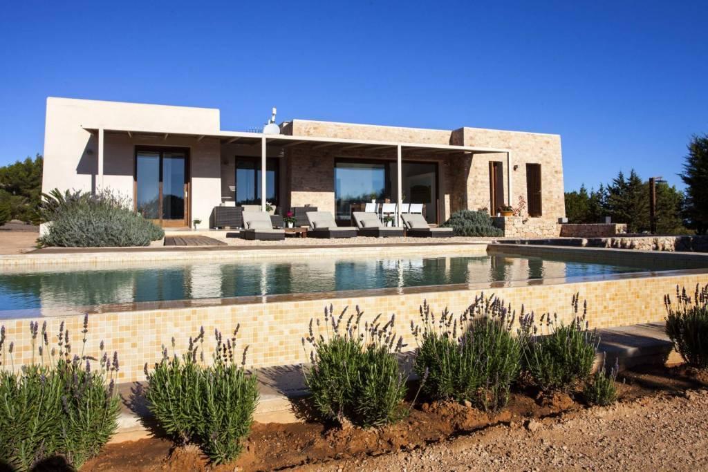 كراء موسميَ منزل Sant Francesc de Formentera