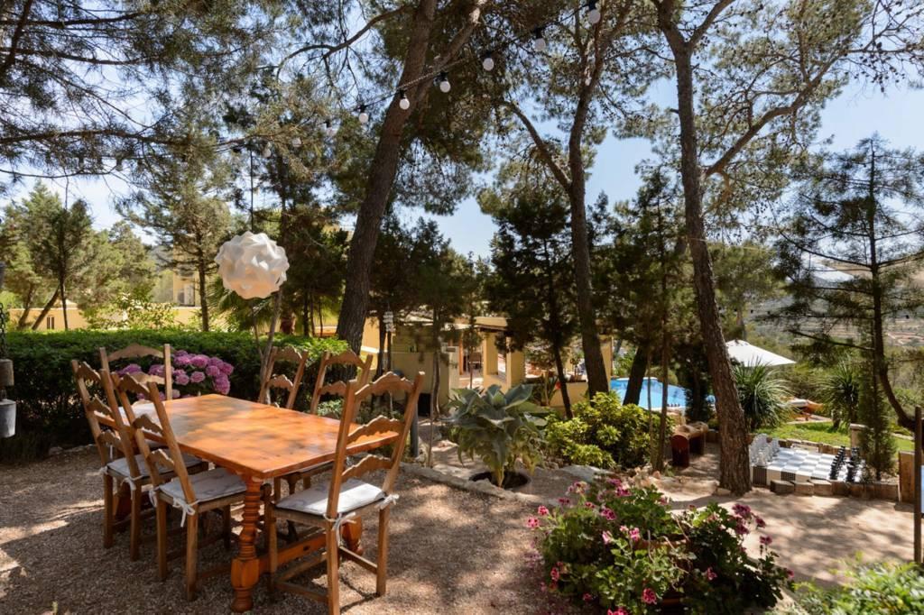 Сезонная аренда Дом Isla de Ibiza
