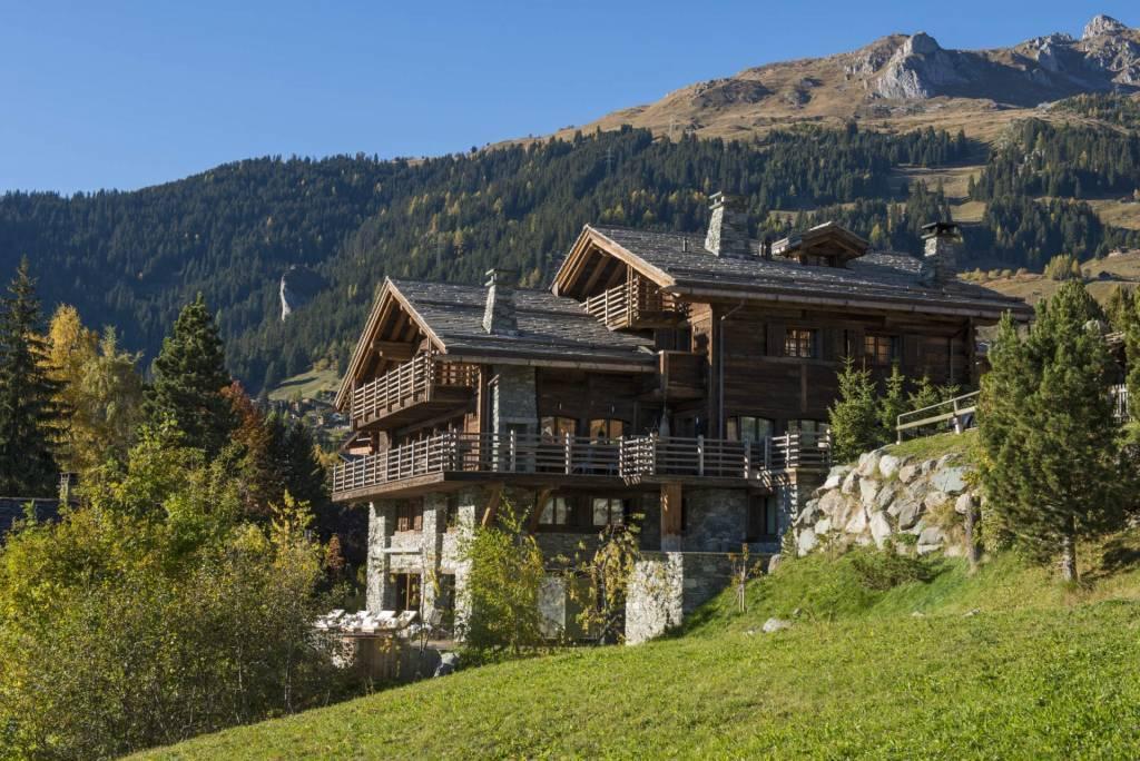 Verbier - Holiday rental - Chalet - 14 Persons - 7 bedrooms - 7 Bathrooms - 1000 m² - Swimming pool