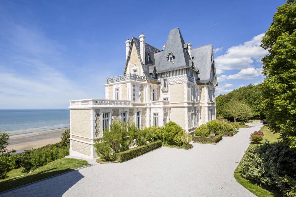 Normandy - Deauville - Holiday rental - House - 16 Persons - 8 Bedrooms - 9 Bathrooms