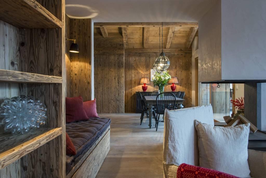 Verbier - Holiday rental - Chalet - 6 Persons - 3 Bedrooms - 3 Bathrooms - 175 m²