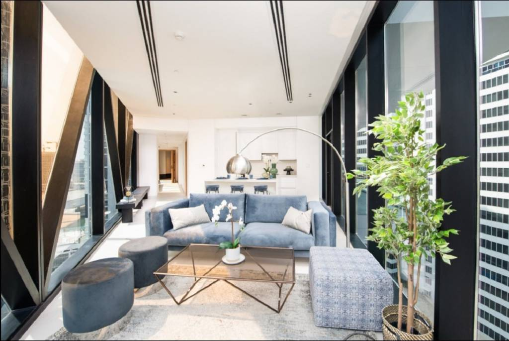 Dubai - Apartment - Holiday rental - 3 Persons - Swimming pool.