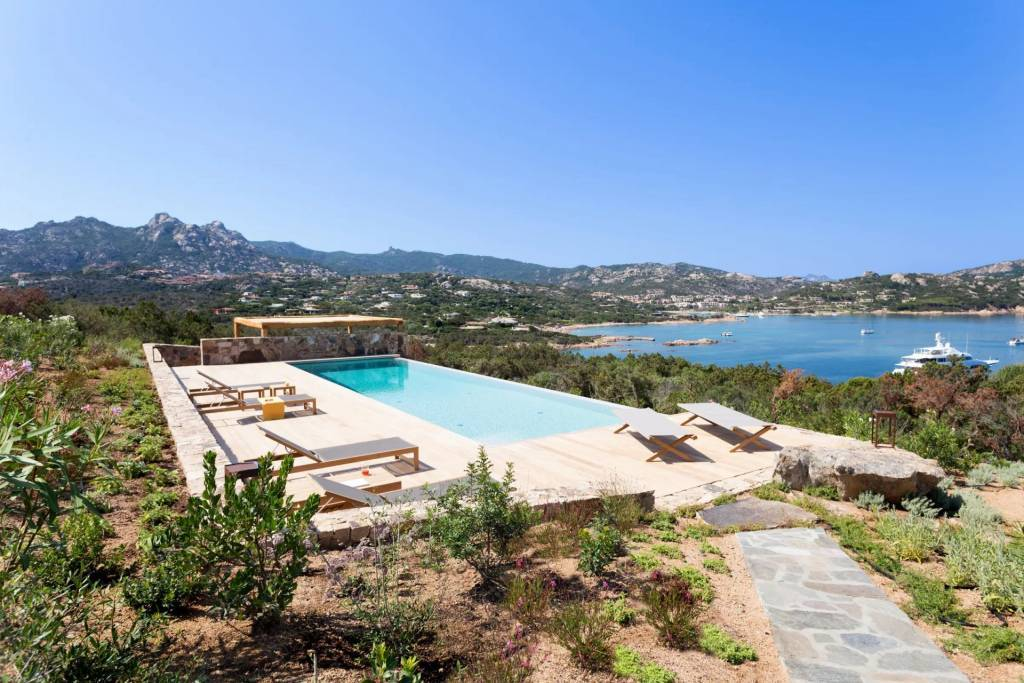 Sardinia - House - Holiday rental - 8 Persons - 4 Bedrooms - Swimming pool.