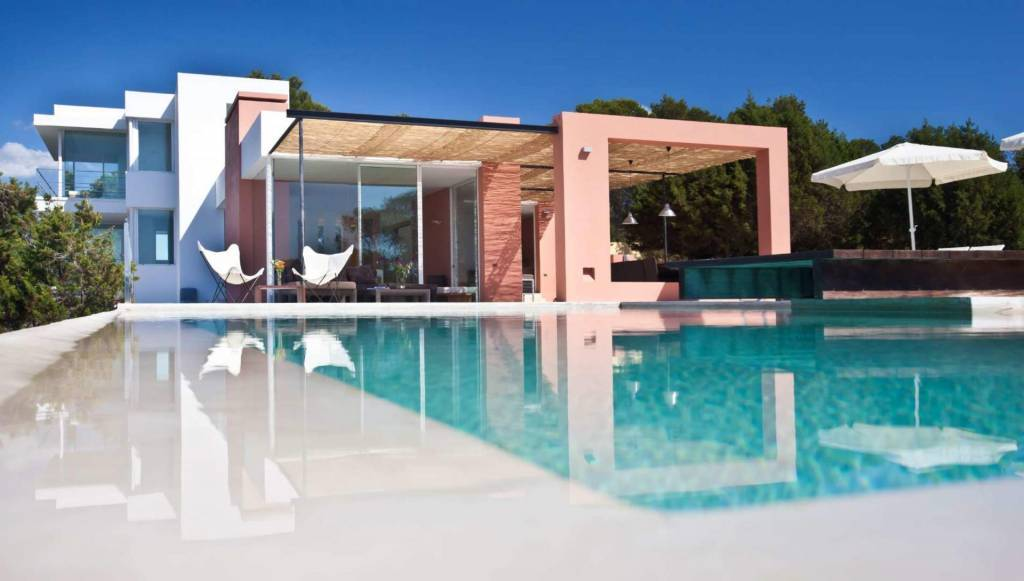 Ibiza - Holiday rental - House - 12 Persons - 6 Bedrooms - 6 Bathrooms - Swimming pool.