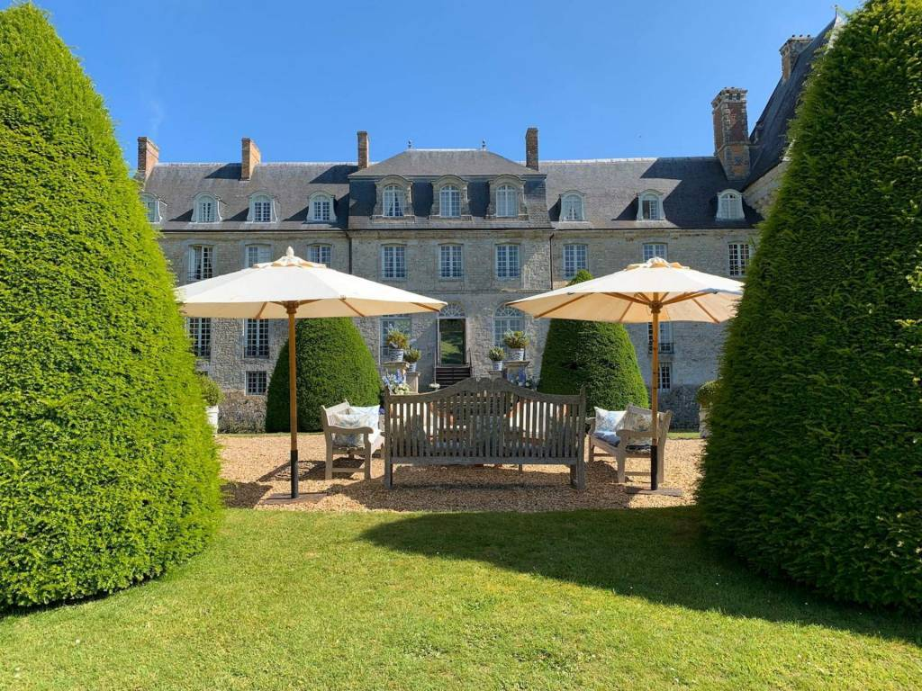 Deauville - Holiday rental - Castle - 20 Persons - 10 Bedrooms - 7 Bathrooms - 1000 m² - Swimming pool