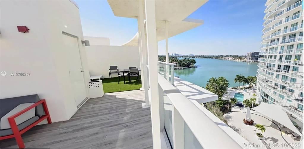 Miami Beach - PH - Condo - Sale - 3 bedrooms - 3,5 Bathrooms.