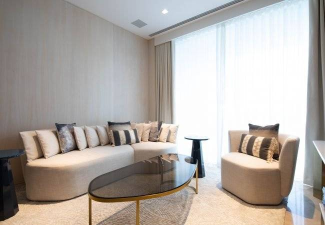 Dubai - Holiday rental - Apartment - 5 Persons - 2 Bedrooms - 3 Bathrooms - 134 m2 - Swimming pool
