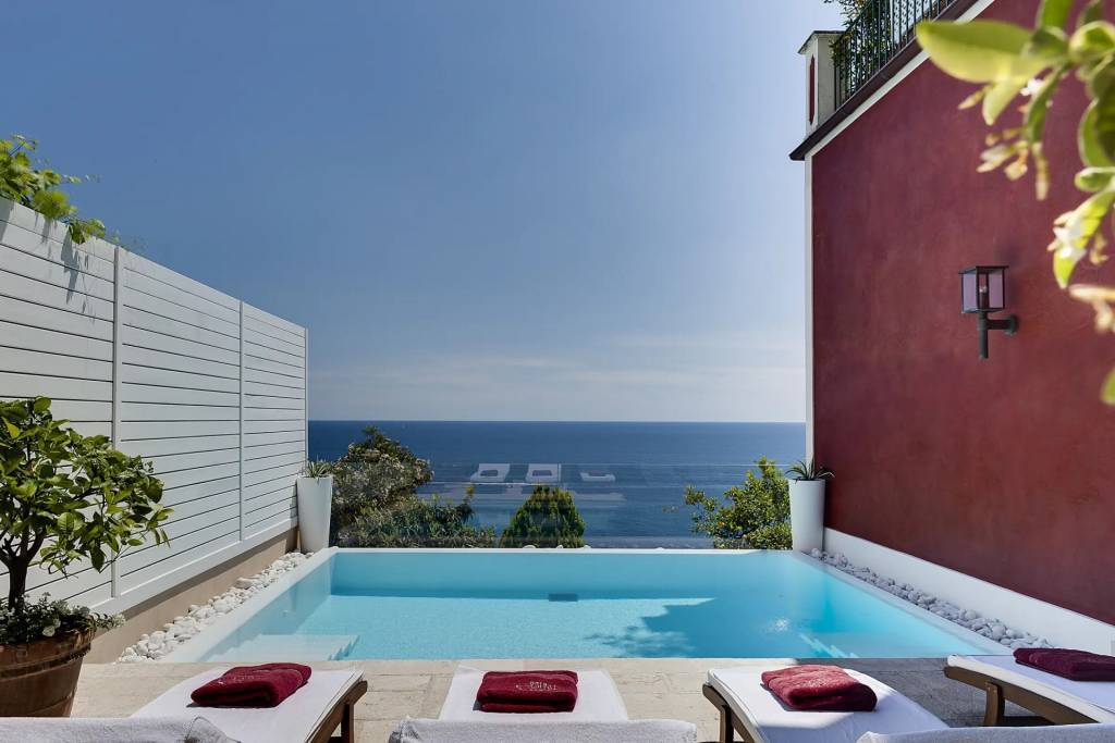 Positano - House - Holiday rental - 8 Persons - 4 Bedrooms - Swimming pool.