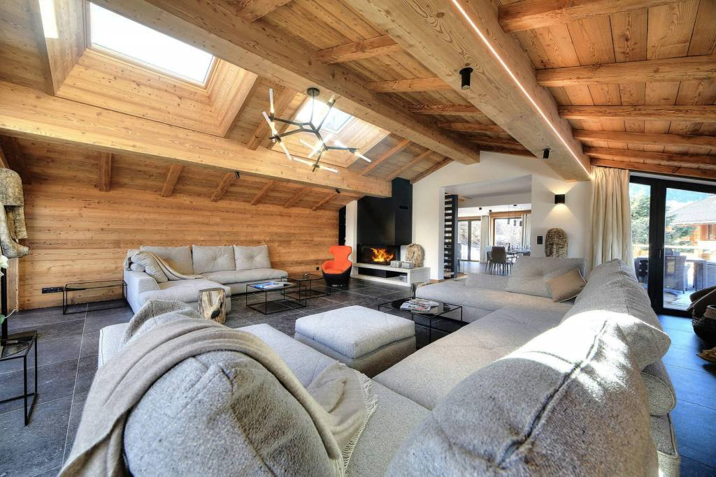Les Houches - Holiday rental - House - Chalet - 12 Persons - 5 Bedrooms - 4 Bathrooms - Swimming pool