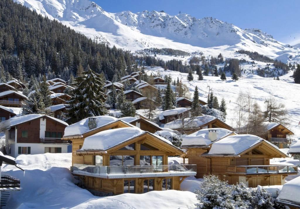 Verbier - Holiday rental - 10 Persons - 5 Bedrooms - 4 Bathrooms - 250 m² - Jacuzzi