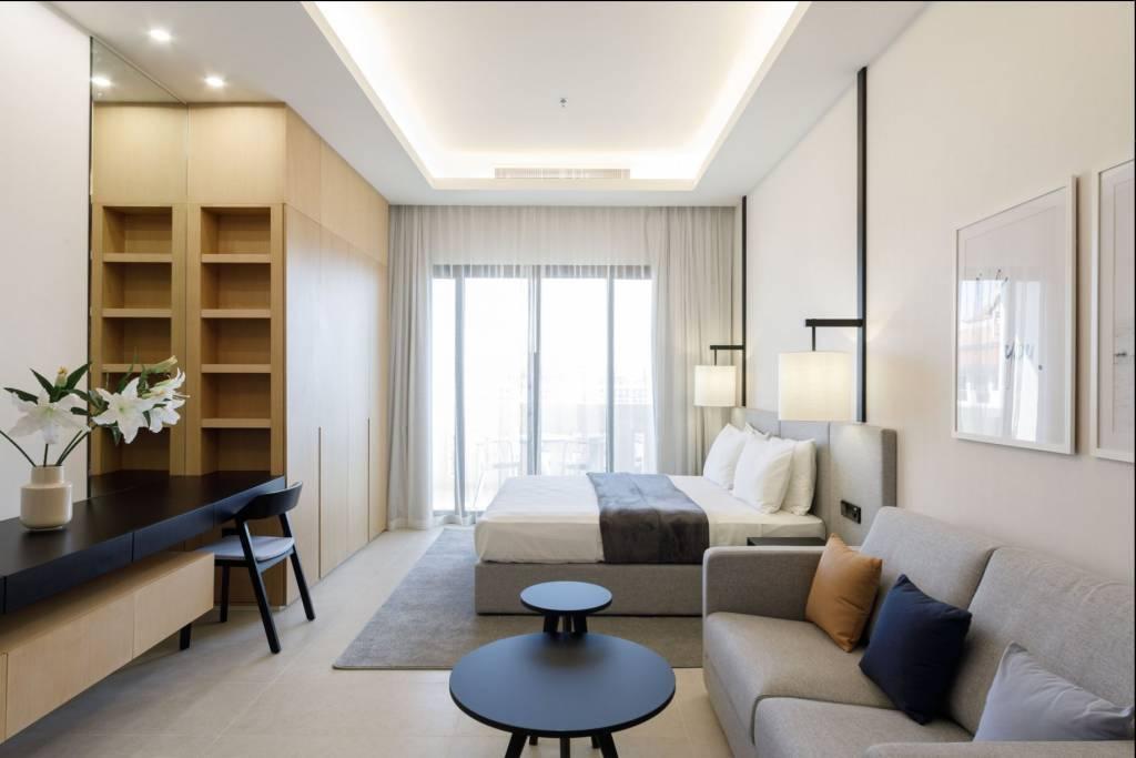Dubaï - Appartement - Location saisonnière - 3 Personnes - Piscine.