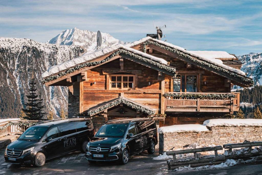 Courchevel 1850 - Holiday rental - House - 14 People - 7 Bedrooms - 7 Bathrooms - Swimming pool