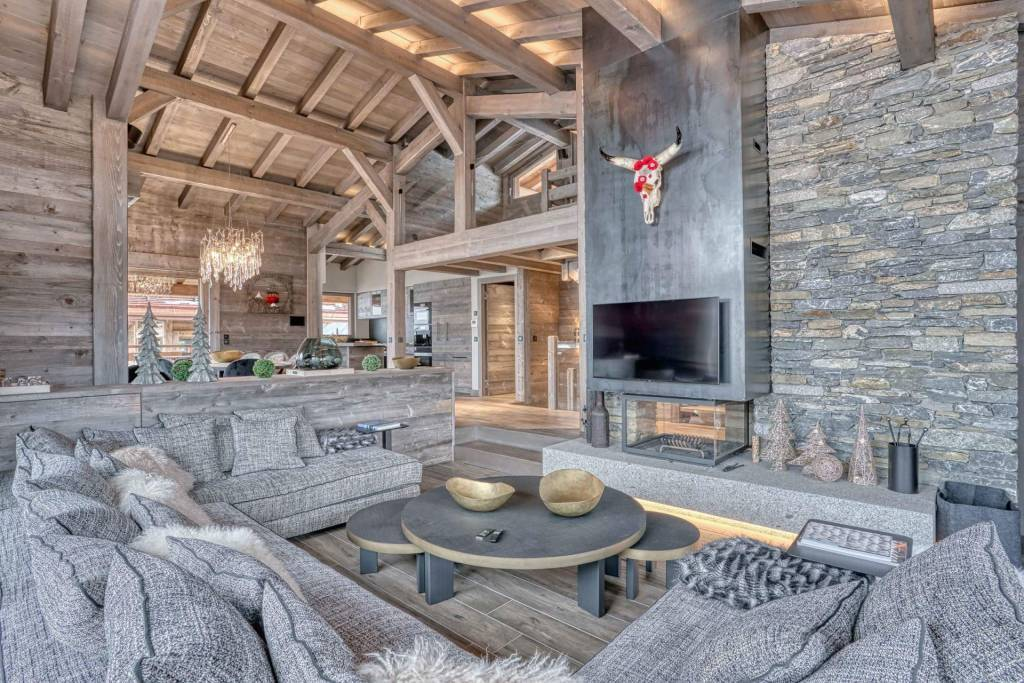 Megève - Holiday rental - House - 14 Persons - 7 Bedrooms - 6 Bathrooms - Jacuzzi