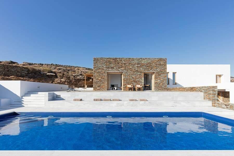 Sifnos - Islas Cícladas - Alquiler vacacional - Casa - 13 Personas - 6 Habitaciones - 6 Baños - Piscina