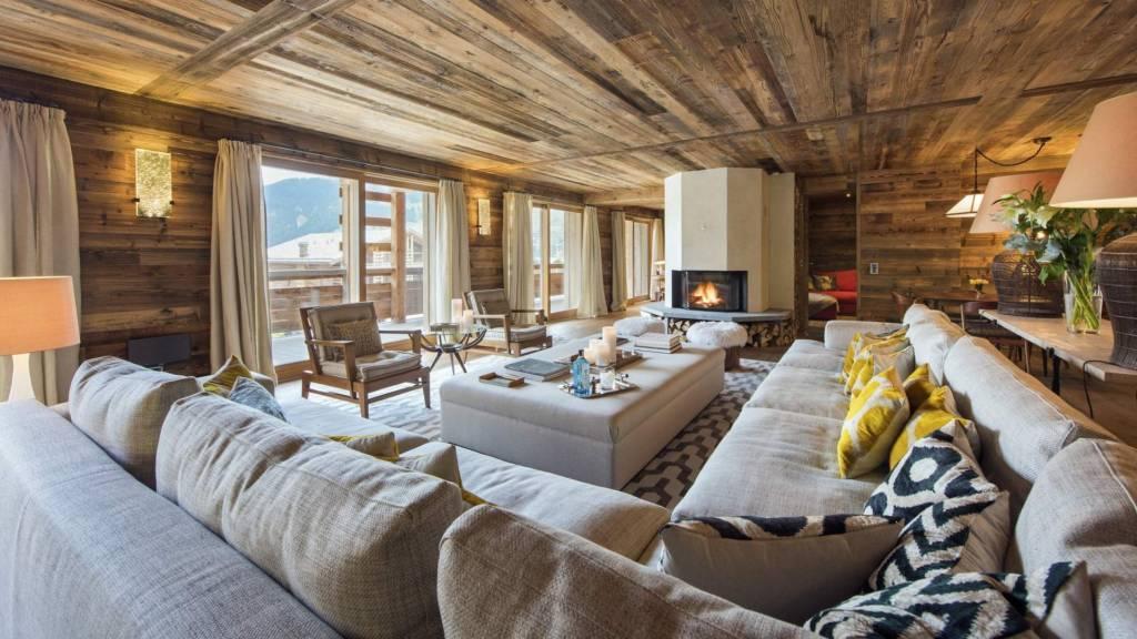 Verbier - Holiday rental - Chalet - 6 Persons - 3 Bedrooms - 3 Bathrooms - 320 m²