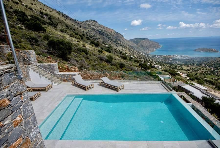 Creta - Alquiler vacacional - Casa - 10 Personas - 5 Habitaciones - 5 Baños - Piscina