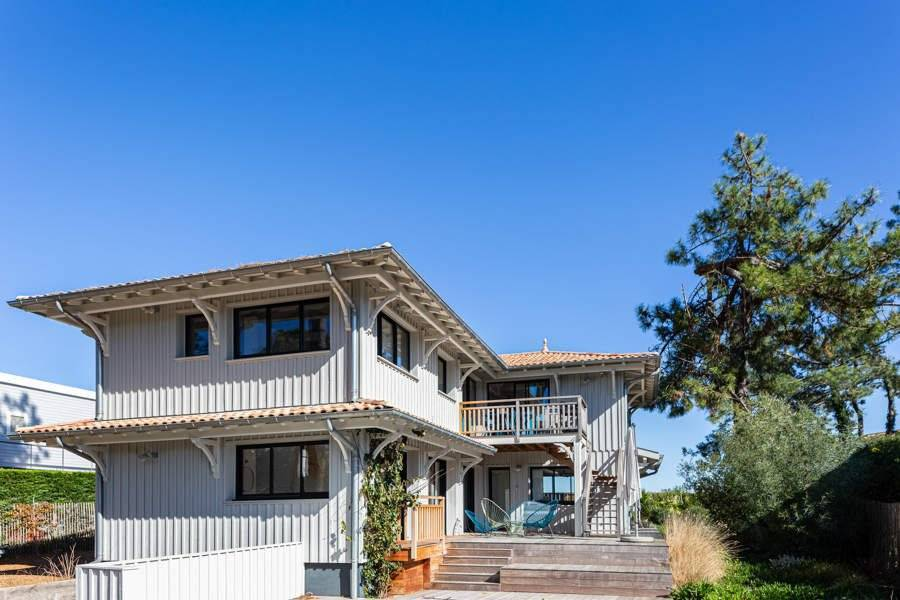 Cap Ferret - Holiday rental - House - 10 Persons - 5 Bedrooms - 5 Bathrooms - 230 m² - Swimming pool