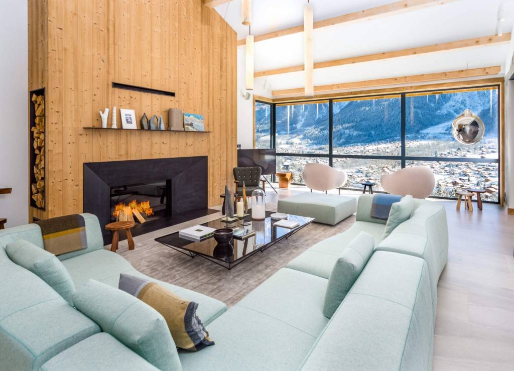 Les Houches - Holiday rental - Chalet - House - 26 Persons - 13 Bedrooms - 16 Bathrooms - Swimming  pool