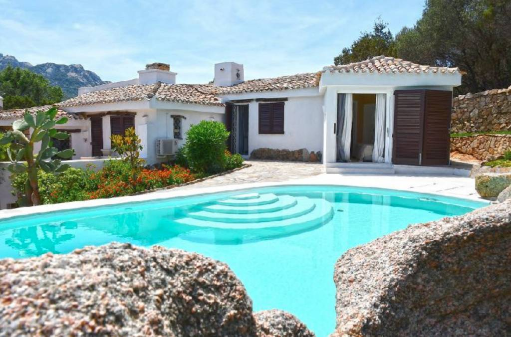 Porto Cervo Marina - Holiday rental - House - 8 Persons - 4 Bedrooms - 3 Bathrooms - Swimming pool