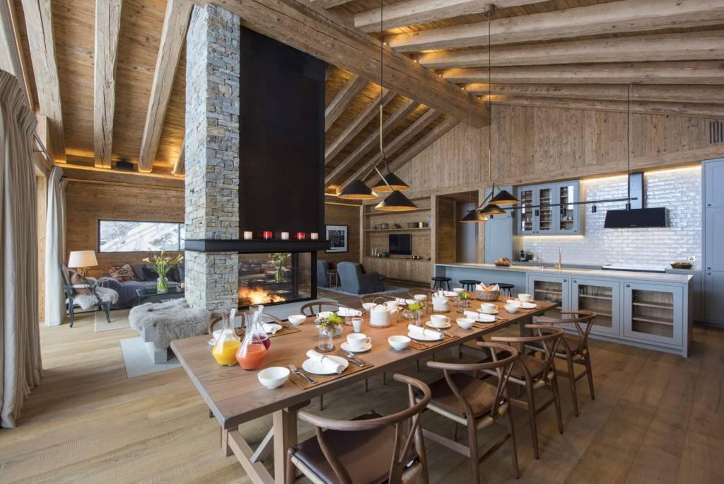 Zermatt - Holiday rental - Chalet - 10 Persons - 5 Bedrooms - 5 Bathrooms - 692 m² - Jacuzzi