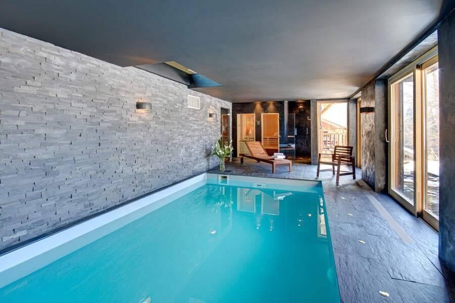 Morzine - Alpes Franceses - Alquiler vacacional - Casa - 12 Personas - 5 Habitaciones - 4 Baños - Piscina