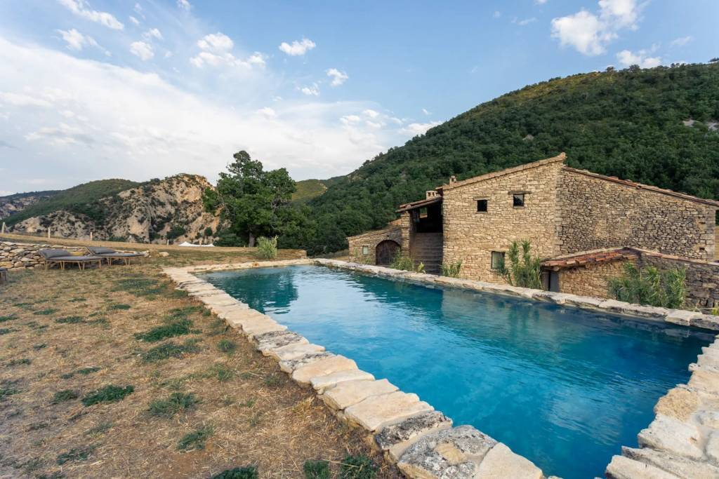 Lourmarin - House - Holiday rental - 20 Persons - 10 Bedrooms - Swimming pool.