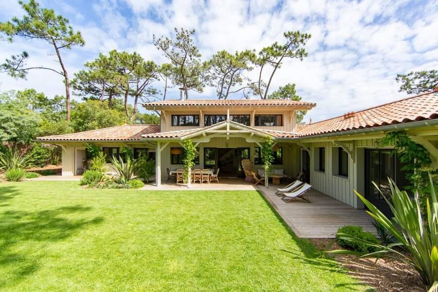 Cap Ferret - Alquiler vacacional - Casa - 14 Personas - 6 Habitaciones - 5 Baños - 260 m²