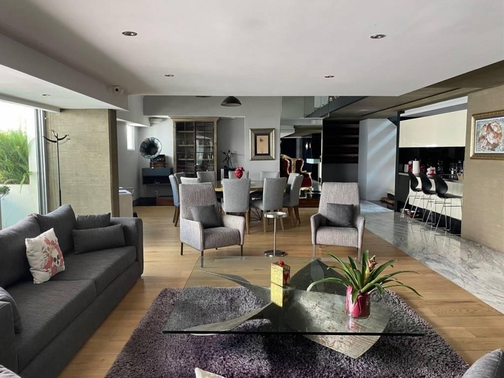 Mexico City - Polanco - Penthouse - Apartment - 4 Bedrooms - 4 Bathrooms - 430 m2.