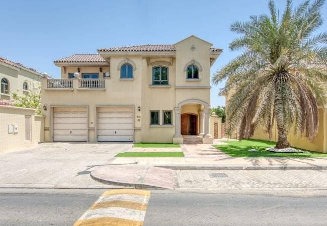 إيجار موسمي منزل دبي