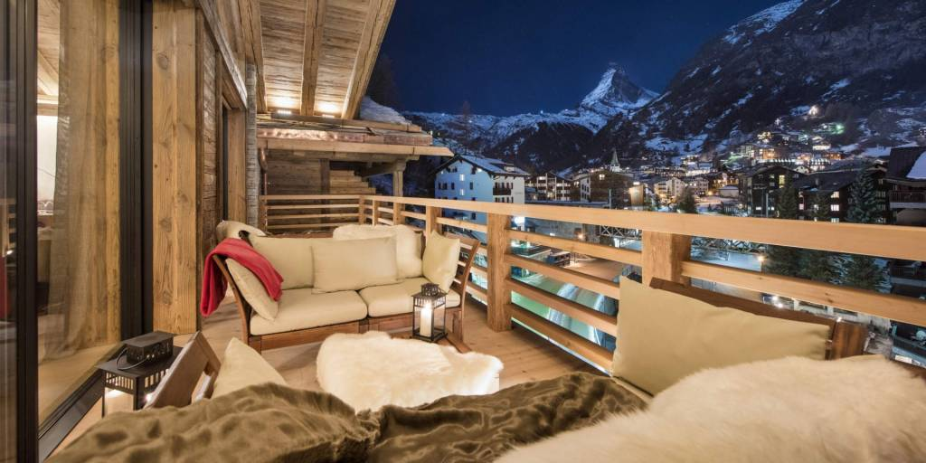 Zermatt - Holiday rental - Chalet - 12 Persons - 5 Bedrooms - 5 Bathrooms - 565 m² - Jacuzzi
