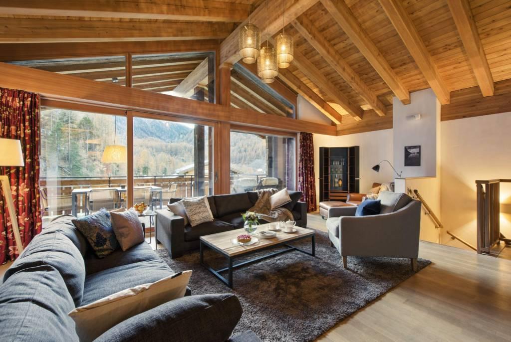 إيجار موسمي شالِيه Zermatt