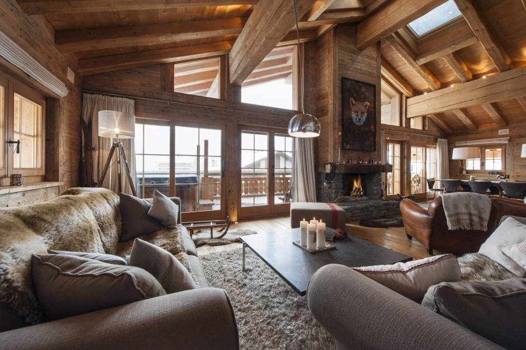 Verbier - Holiday Rental - Apartment - 8 Persons - 5 Bedrooms - 4 Bathrooms - 275 m² - Jacuzzi