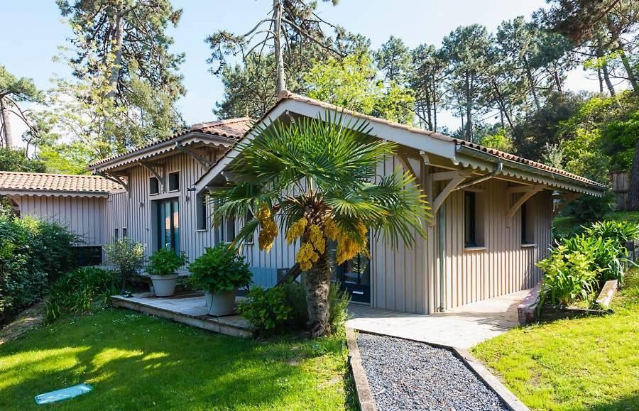 Cap Ferret - Location saisonnière - Maison - 6 Personnes - 4 Chambres - 2 Salles de bain - 120 m²