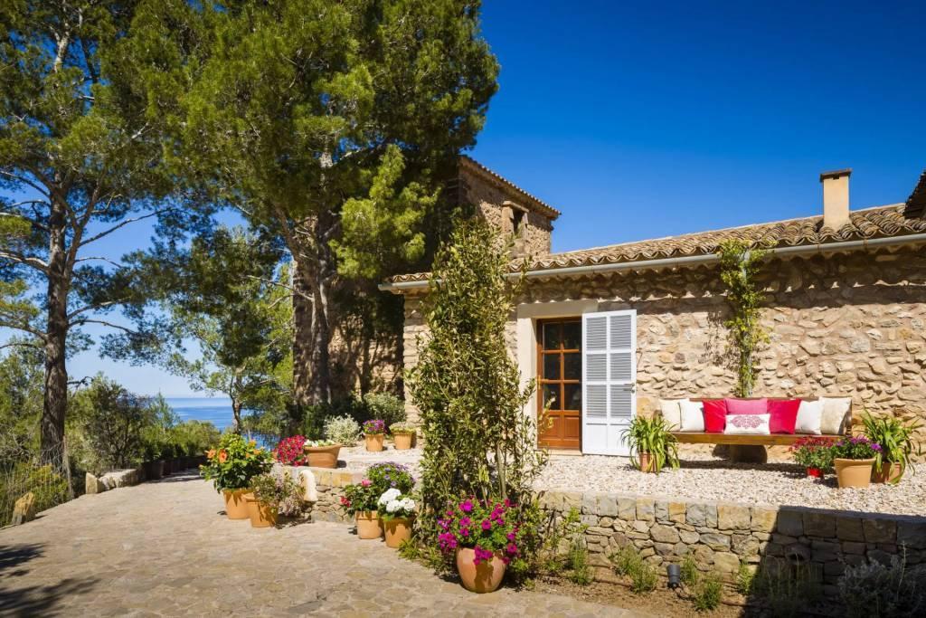 Iles des Baléares - Majorque - Maison - Location saisonnière - 8 Personnes - 4 Chambres - Piscine.