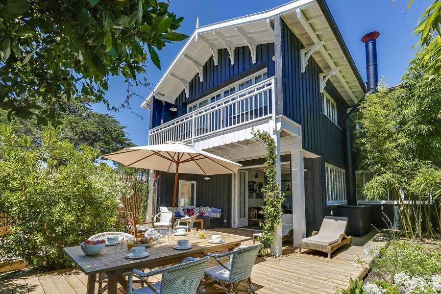 Cap Ferret - South West - Holiday rental - House - 6 Persons - 3 Bedrooms - 2 Bathrooms - 120 m²