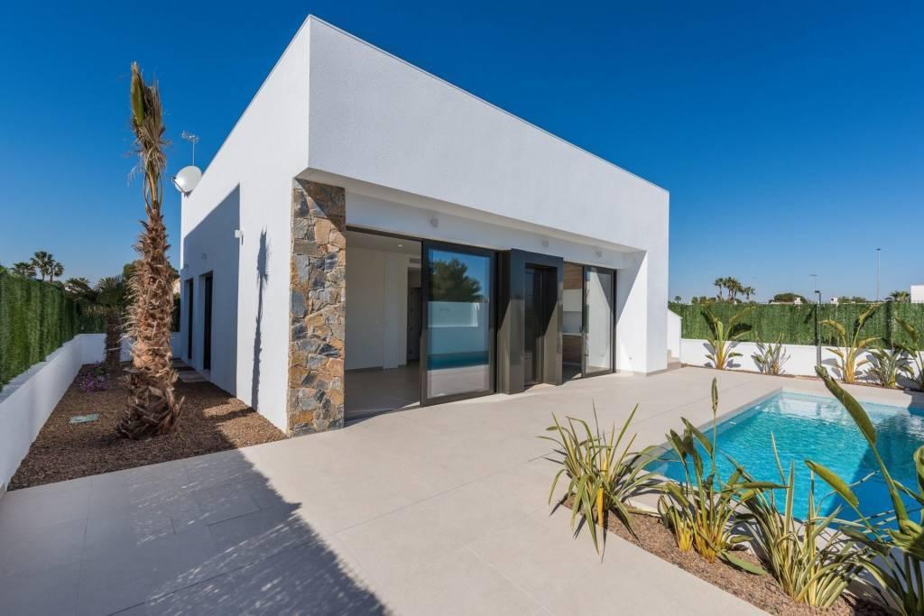 San Javier - Sale - House - New - 3 Bedrooms - 2 Bathrooms - Swimming Pool