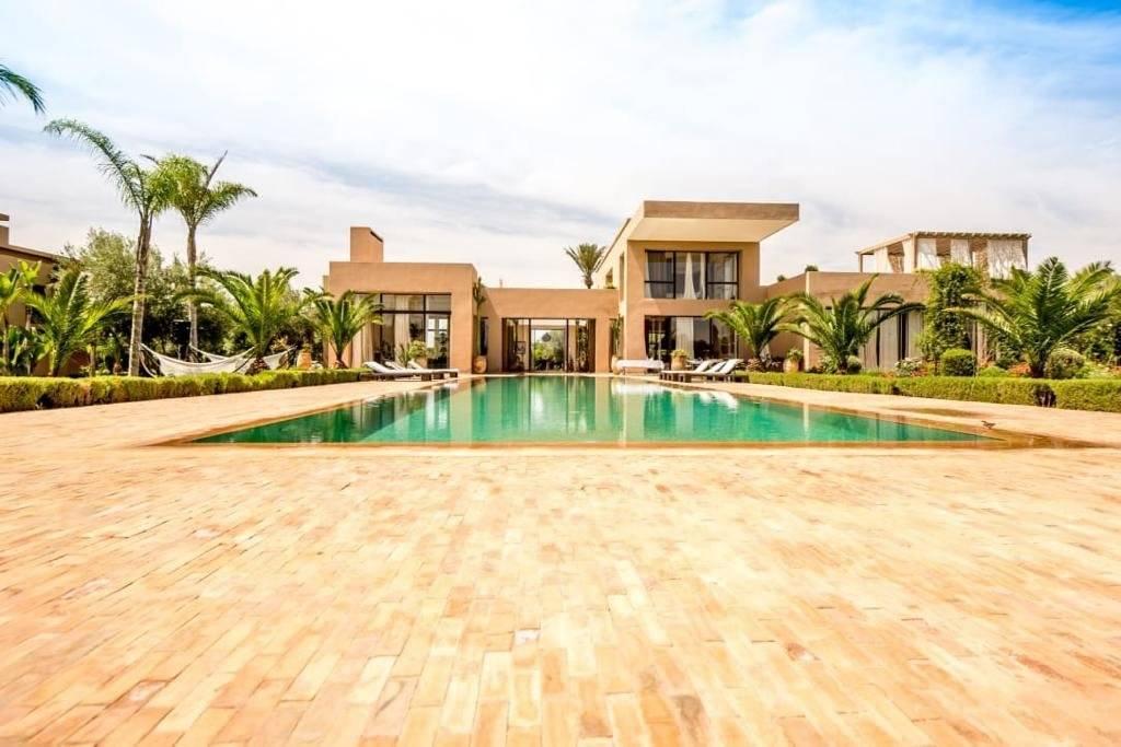 Marrakech - Route de Fes - Seasonal rental - House - 4 Suites