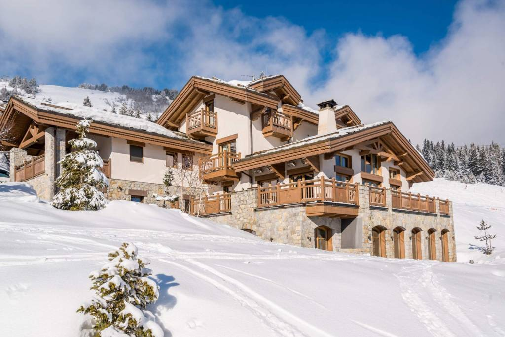 Courchevel 1850 - Holiday rental - Chalet - House - 13 Persons - 5 Bedrooms - 5 Bathrooms - Swimming pool