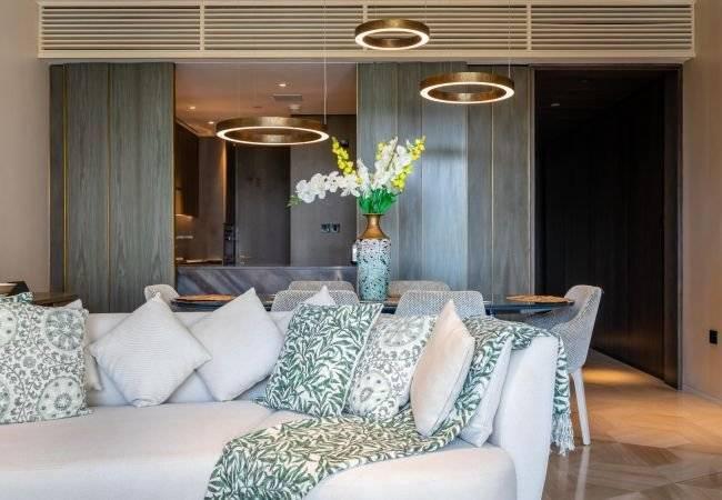 Dubaï - Location saisonnière - Appartement - 5 Personnes - 2 Chambres - 2 Salles de bain - 175 m2 - Piscine